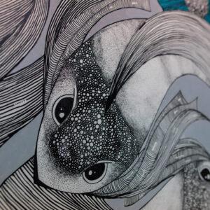 Wall mural | Maitri Dalicha