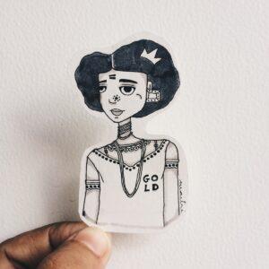 Women 20XX | Maitri Dalicha x Inktober