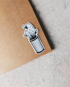 Dont Prick Me Sticker Set | Maitri Dalicha