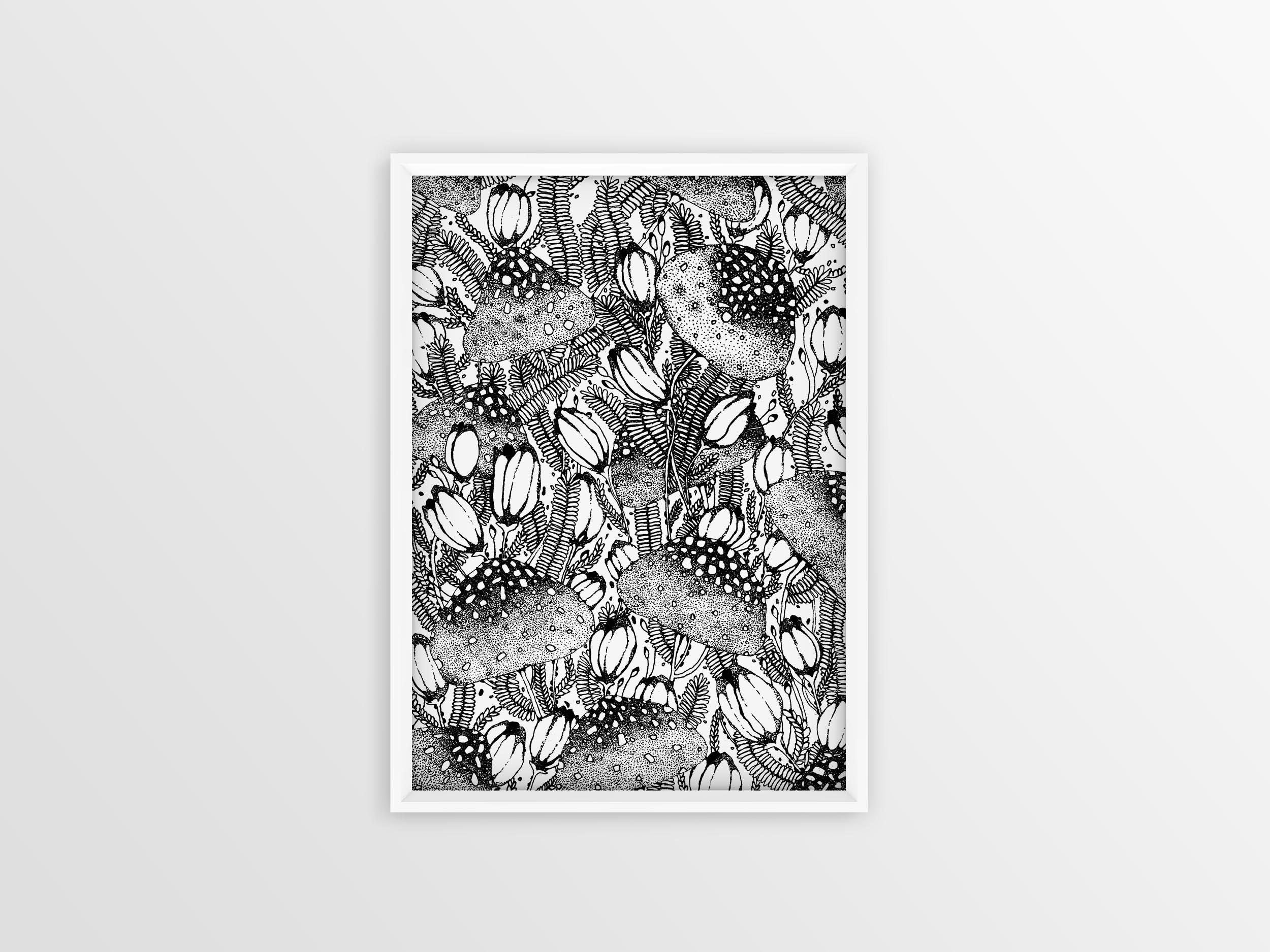 Mushroom Garden 2 | Maitri Dalicha