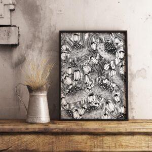 Mushroom Garden | Maitri Dalicha