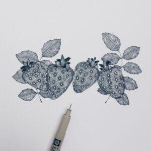 Strawberry 2 | Maitri Dalicha