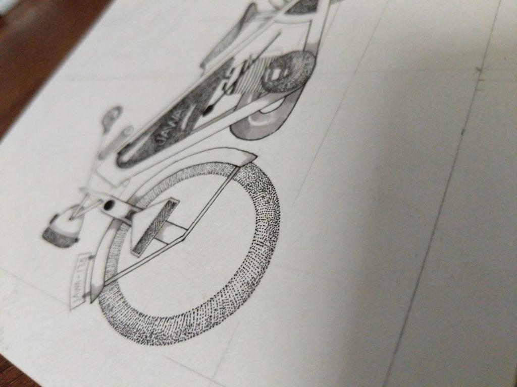 JAWA Motorcycles | Maitri Dalicha