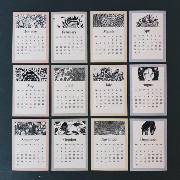 You OnLy Need You   Calendar 2019   Maitri Dalicha